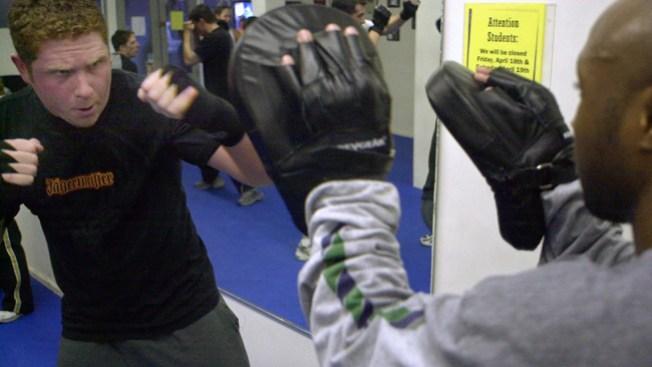 Krav Maga: la moda en autodefensa