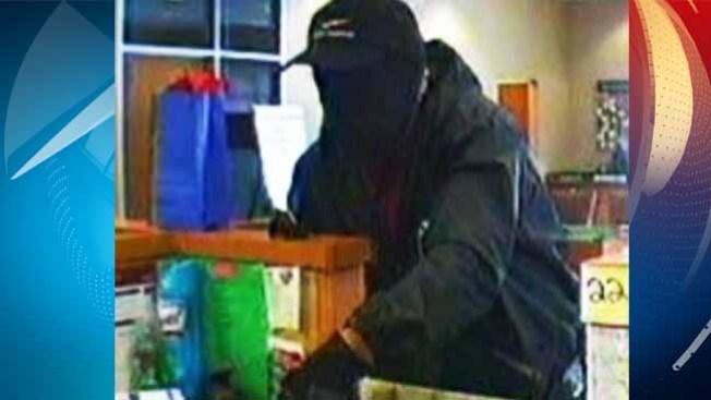 Sospechoso de robar 17 bancos