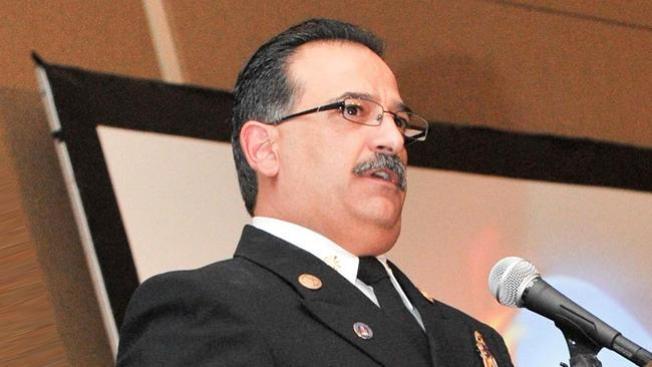 Suspenden al jefe de bomberos de Irving