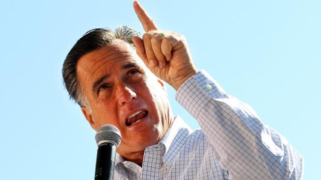 Romney visita Fort Worth