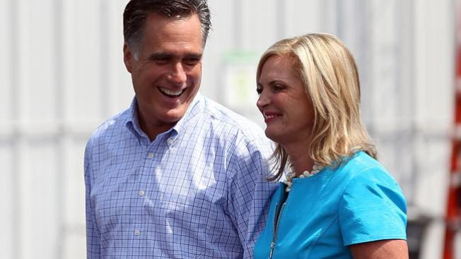 Los Romney en Dallas