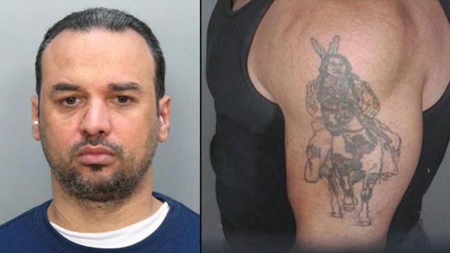Dan a conocer tatuaje del fugitivo