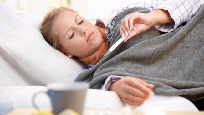 Aumentan los casos de gripe en Texas