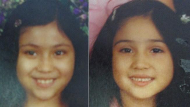 Alerta Amber: hermanas desaparecidas