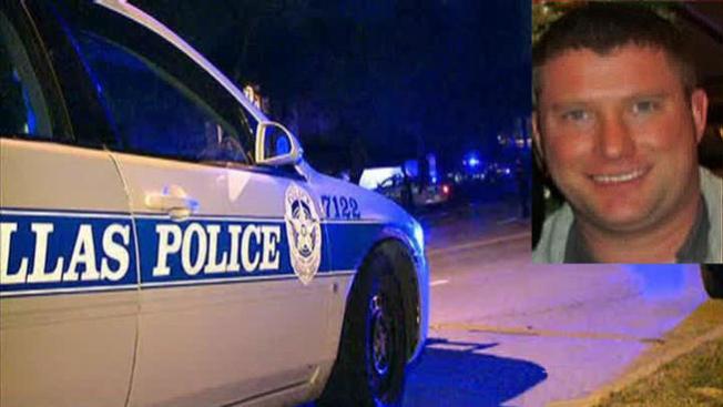Oficial baleado en Dallas