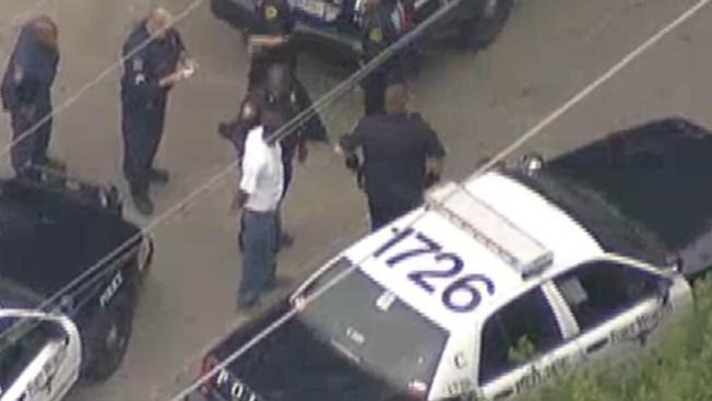 Persecución policiaca en Dallas