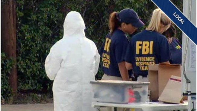 FBI detona explosivos en Plano