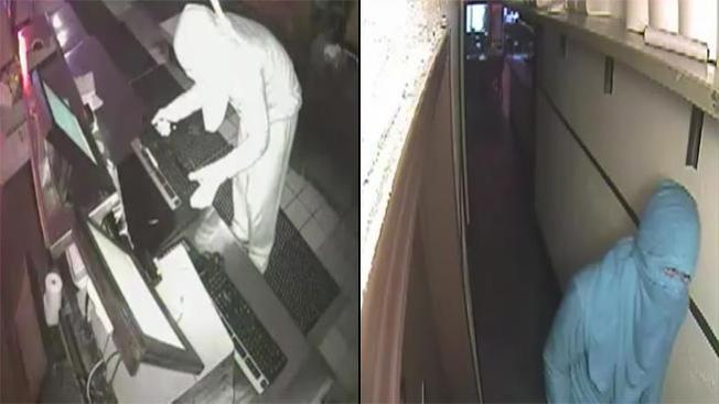 Ladrones causan pánico en Dallas