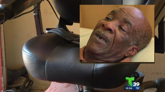 Pelea por silla eléctrica acaba en muerte