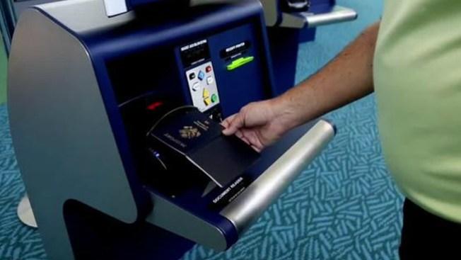 Aeropuerto DFW con nueva tecnología