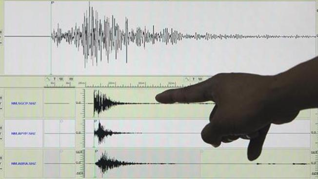 Se registran dos temblores