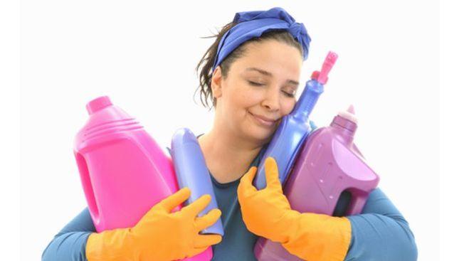 ¡Obtén productos de limpieza gratis!