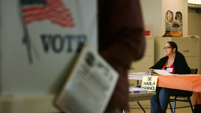Voto hispano en Texas