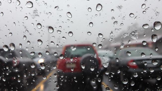 Miércoles lluvioso y frio