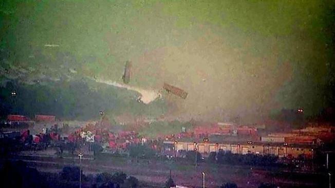 Recuerdan los 17 tornados en DFW