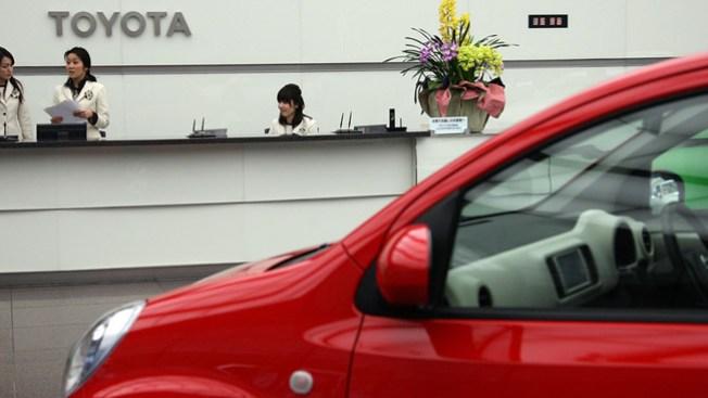 Toyota mueve su sede a Texas