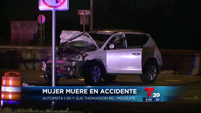 Caos vial por accidente mortal en I-30
