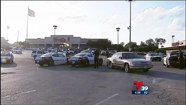 Video exclusivo de tiroteo en Dallas