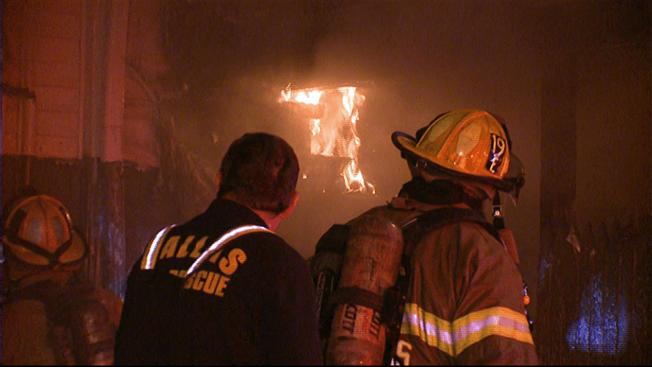 Atroz incendio deja a cinco sin hogar