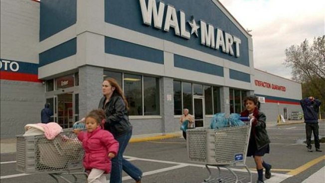 Walmart recibe negativa en Fort Worth