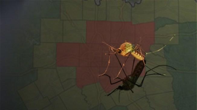 Virus del Nilo condado a condado