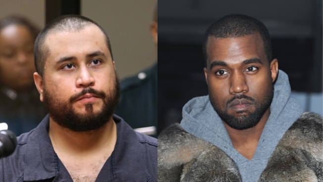 Zimmerman quiere golpear a Kanye
