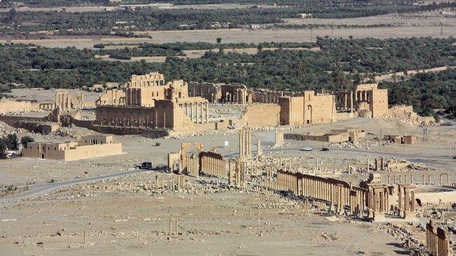 Patrimonio de la Humanidad en manos de ISIS