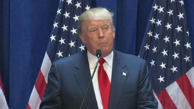 Donald Trump viene al Norte de Texas