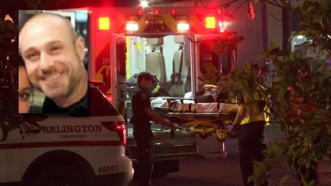Muere víctima de balacera en estadio AT&T