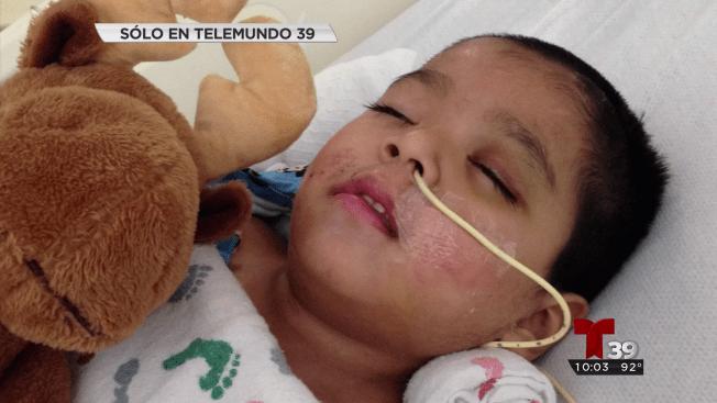 El pequeño Alfredito fue sometido quirúrgicamente