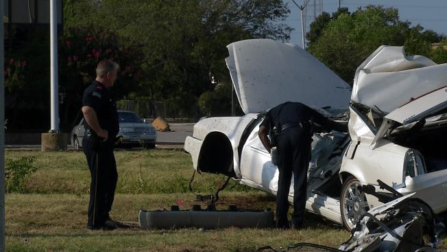 Joven muere en accidente automovilístico