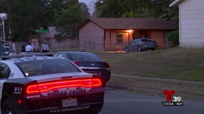 Oficiales abrieron fuego contra un hombre