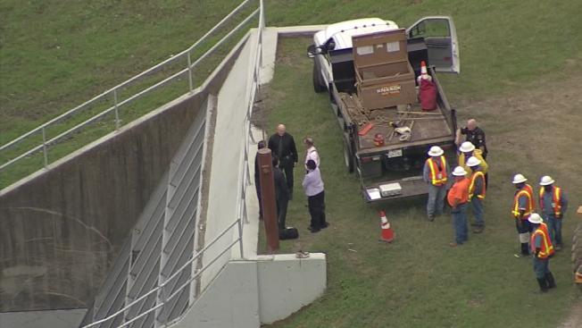 Encuentran restos humanos en Dallas