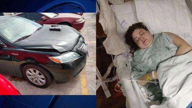 En Dallas: Buscan a quien dejó malherida a una mujer