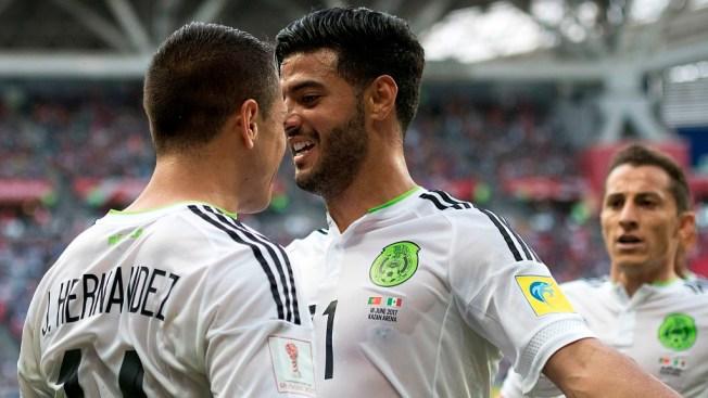 El 11 de México ante Rusia: Osorio vuelve al plan A