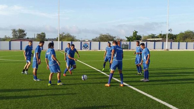 CONCACAF: El Salvador se enfrenta a Curaçao