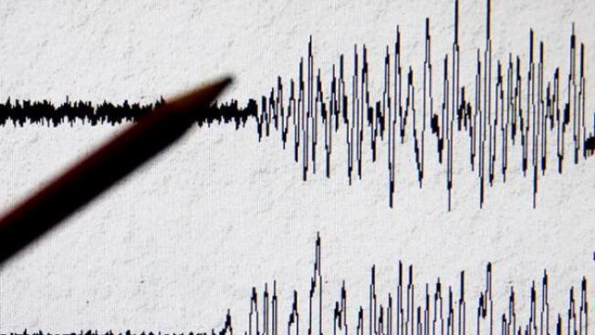 Cinco temblores en la última semana