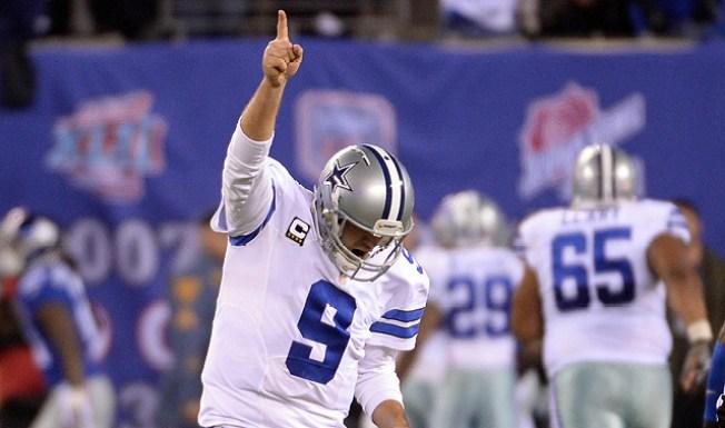 Tony Romo se despidió de los aficionados de Cowboys