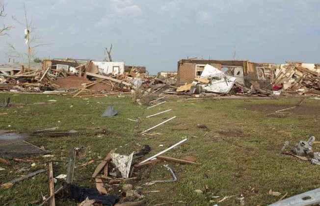 Tornado: ¿Quieres construir un refugio?