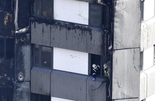 Londres: Cifra de muertos en incendio sube a 17