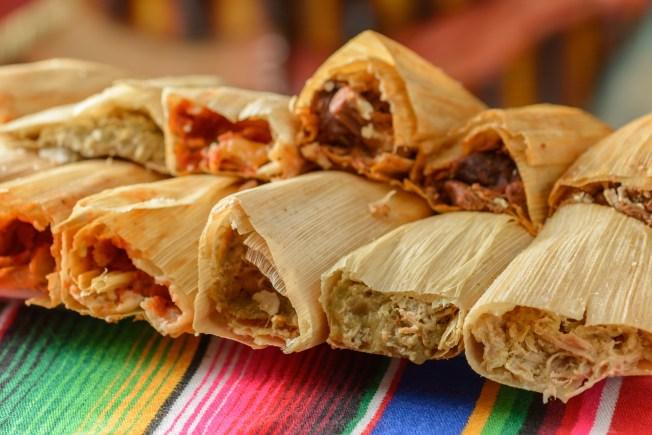 Buscan en Texas al mejor comelón de tamales del mundo