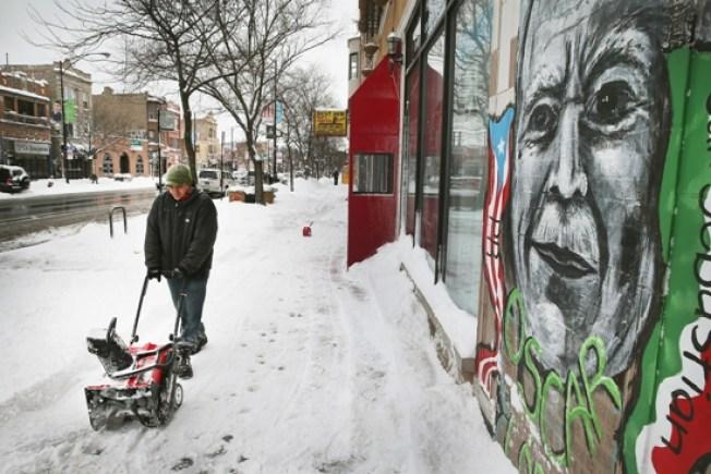 Posibilidad de nieve en el Metroplex