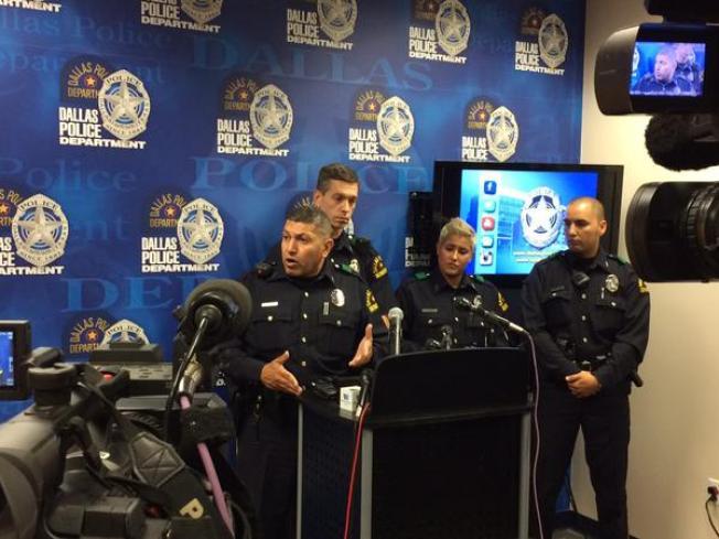 Agentes reconocidos por salvarle la vida a una niña