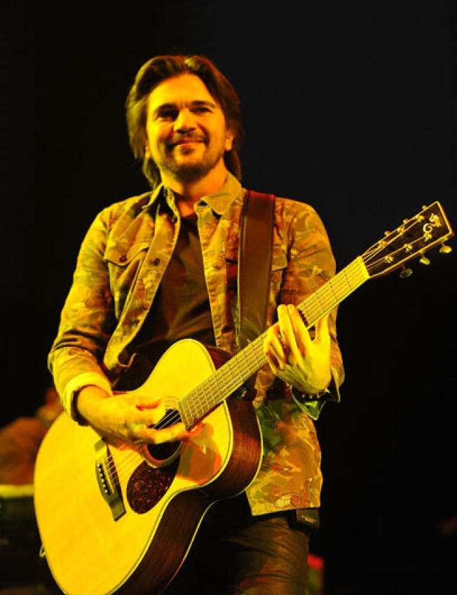 Juanes: festival le cambió la vida
