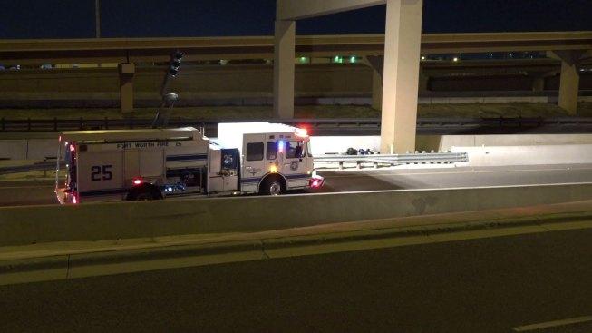 En Fort Worth: motociclista muere tras chocar