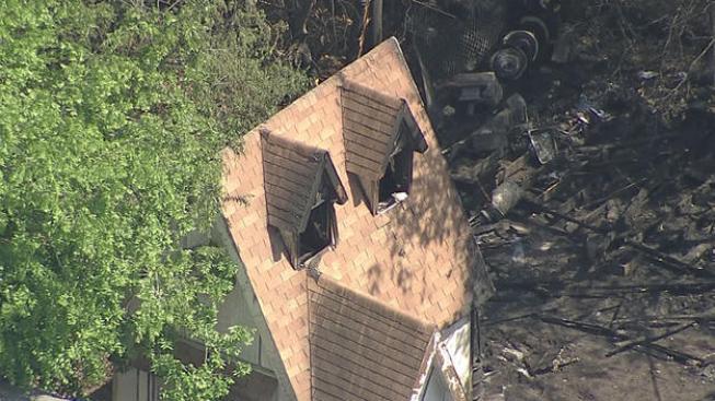 Explosión en vivienda en Watauga