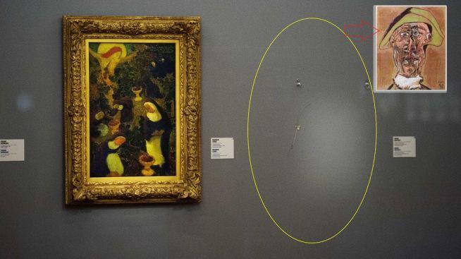 La verdad tras el falso hallazgo del Picasso robado