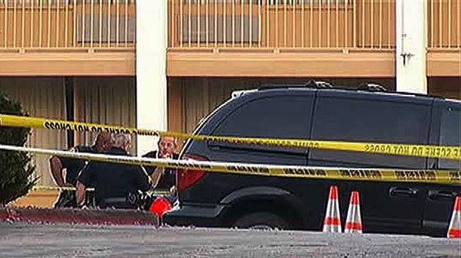 Policía involucrado en tiroteo