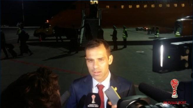 EN VIVO Juegan por Copa Confederaciones 2017 — México vs Portugal