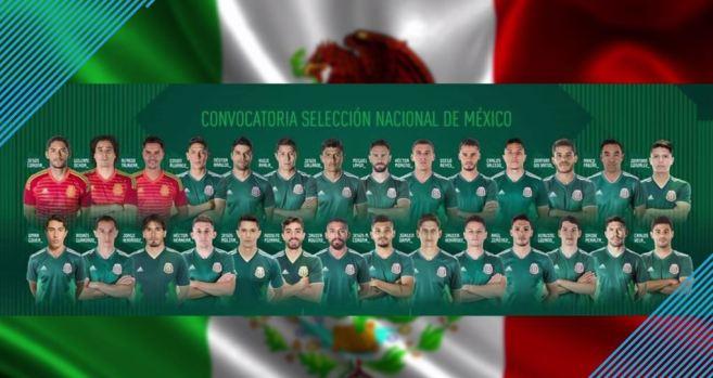 [TLMD - NATL] Convocatoria de la Selección: los dos regresos al Tri de Osorio